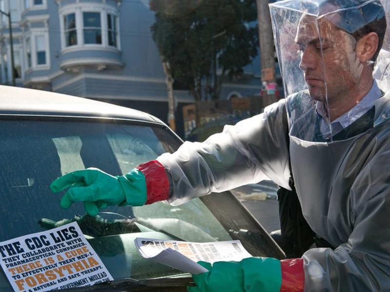 This 2011 movie is trending in wake of coronavirus. Here is why