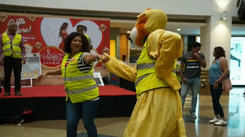 A dance for road safety