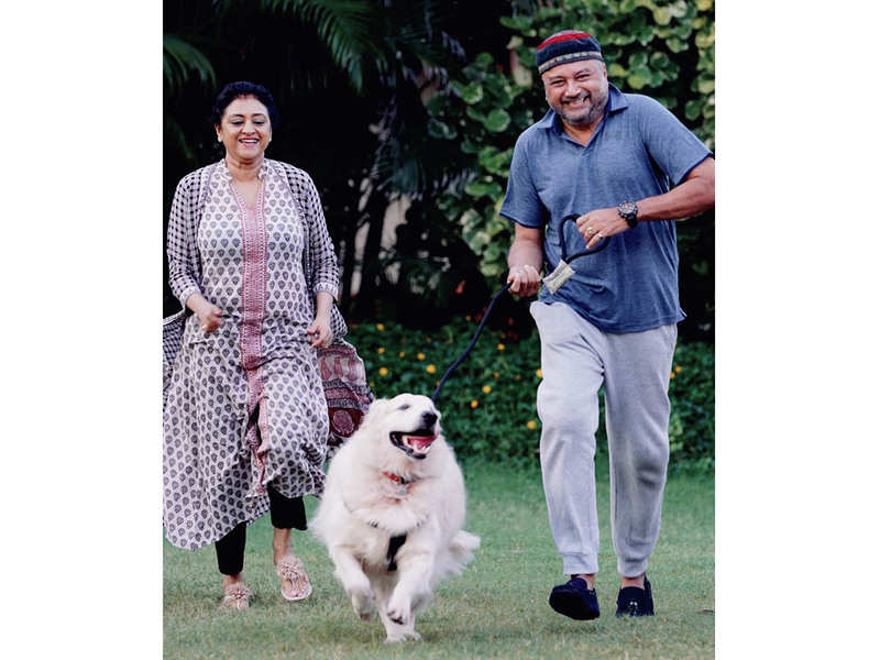 Jayaram: We won't be able to savour success without the support of family