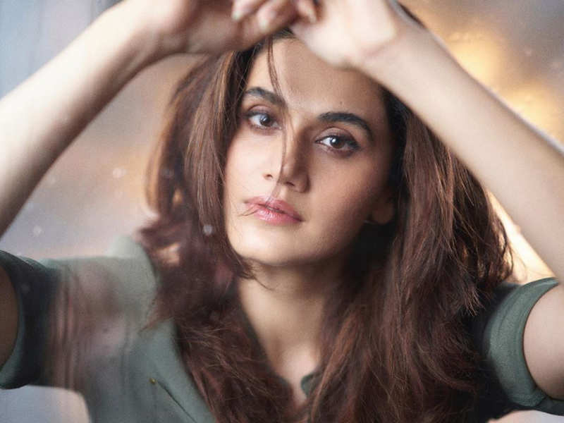 Taapsee Pannu: My film choices are the gift of success