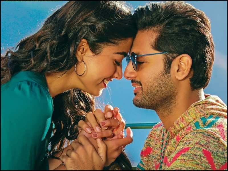 Bheeshma Trailer Nithiin And Rashmika Mandanna Starrer Is More Than A Rom Com Telugu Movie News Times Of India