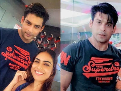 BB13 winner Sidharth Shukla is back to gym