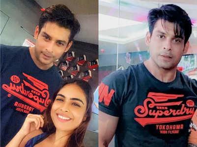 BB13 winner Sidharth Shukla is back to gym