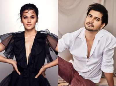 Taapsee announces her next film Looop Lapeta