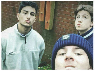 Ibrahim Ali Khan has his pout right on point