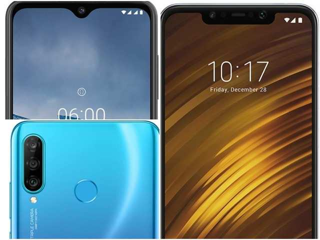 Amazon's deal of the day: Up to 41% off on Poco F1, Nokia 6.2 and Huawei P30 Lite