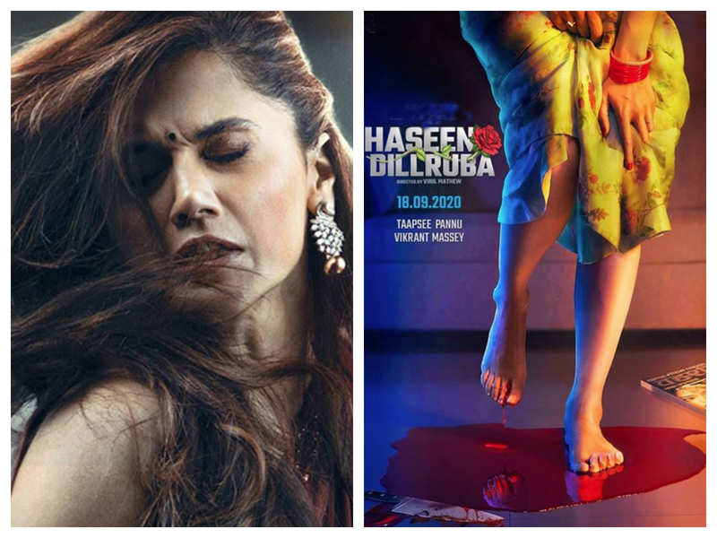 From 'Thappad' to 'Haseen Dillruba': With 5 films in hand, Taapse Pannu becomes the busiest actress in B-Town