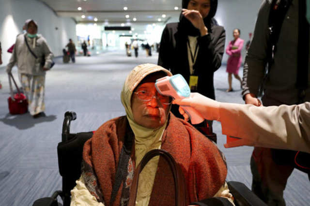China seeks help of national tech giants to track coronavirus with QR codes