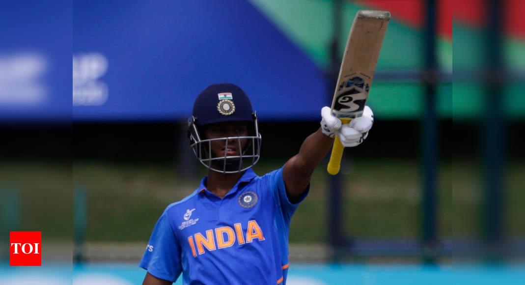 Sachin Tendulkar & Rahul Dravid told me to let my bat do the talking: U-19 World Cup star Yashasvi Jaiswa thumbnail