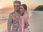 Pulkit Samrat and Kriti Kharbanda pictures