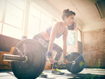 4 moves you need to learn to master the barbell