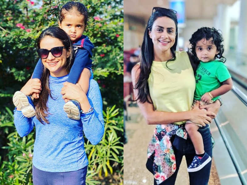 Gul Panag's refreshing take on motherhood at 39 is a must read for every woman!