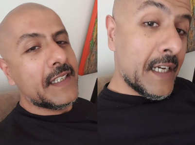 Watch: Vishal Dadlani on quitting smoking