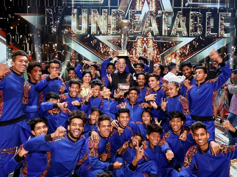 Mumbai dance crew V Unbeatable wins 'America's Got Talent: The Champions'