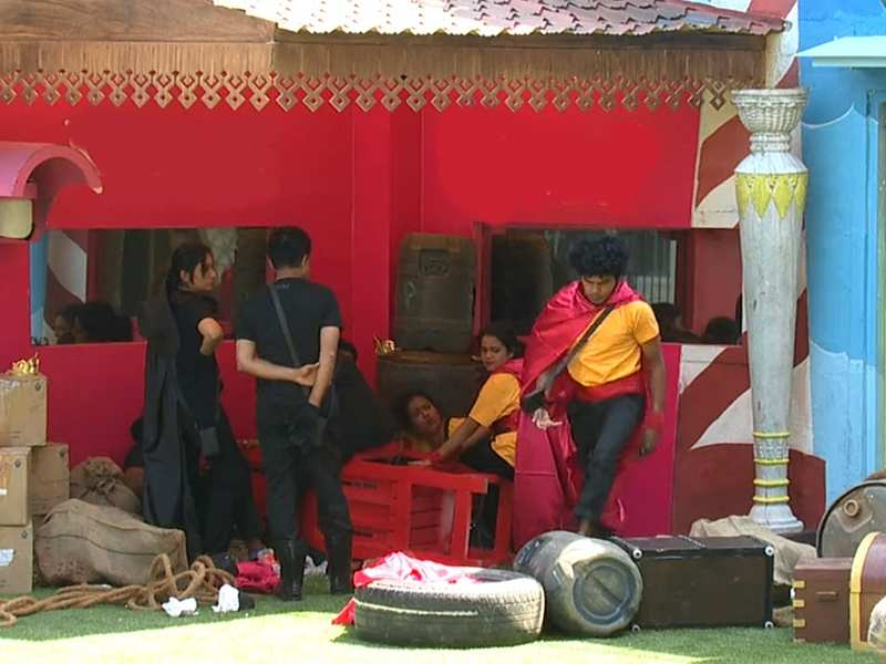 Bigg Boss Malayalam 2 update, February 18: Fukru and Rajith lock horns during the task