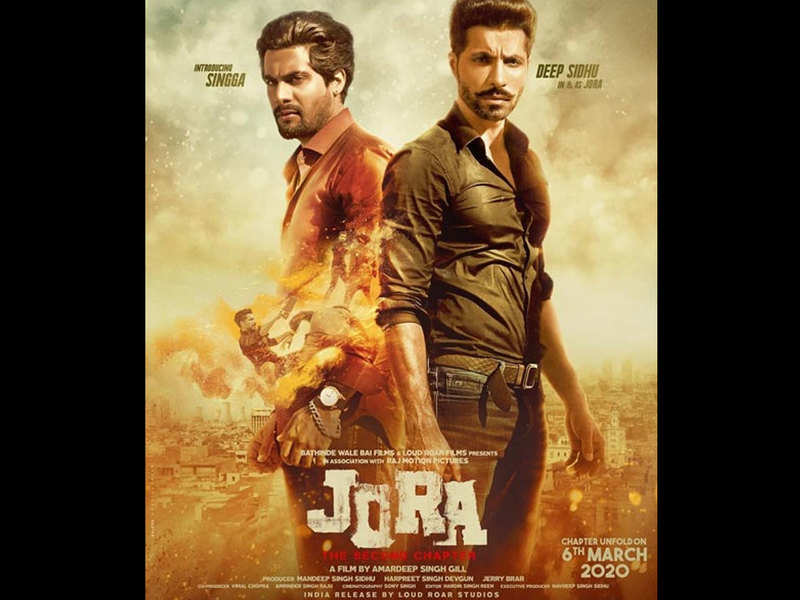 'Jora: The Second Chapter' trailer: The Deep Sidhu starrer is a tale of power hunger