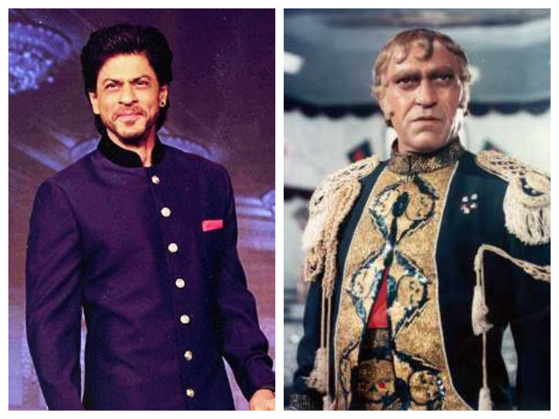 Shah Rukh Khan turns down the offer to play the iconic role of 'Mogambo' in Alia Abbas Zafar's 'Mr India'