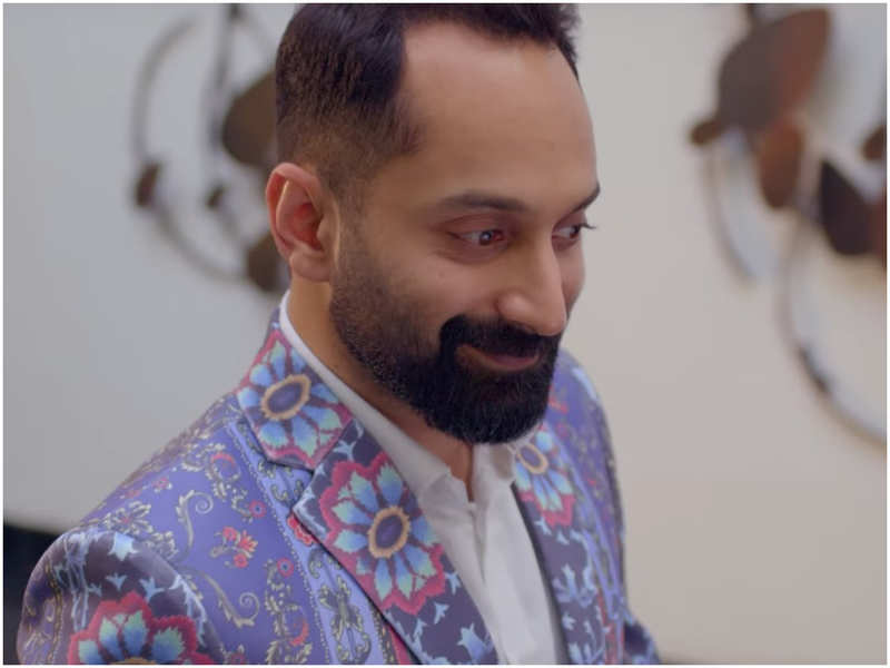 Twitterati can't stop gushing over the trailer of the Fahadh Faasil-starrer 'Trance'!
