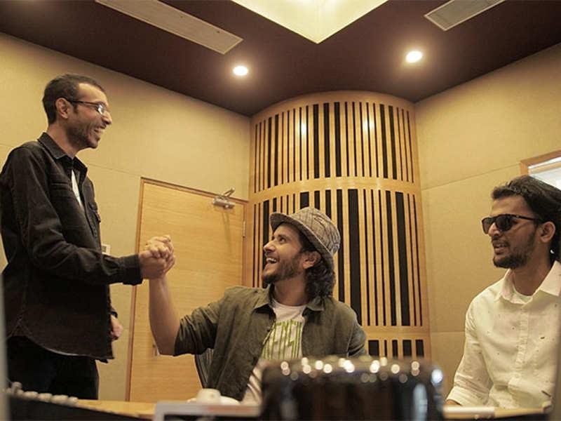 Musician Raghav Sachar creates a song with specially-abled artistes