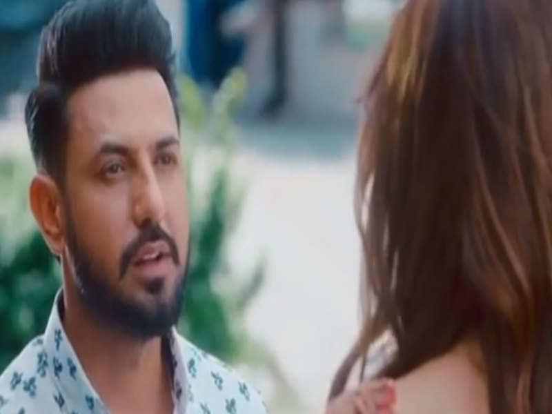 'Ik Sandhu Hunda Si' dialogue promo: Check out Gippy Grewal and Neha Sharma's cute chemistry