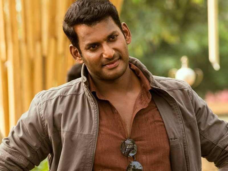 Vishal's upcoming film with 'Iru Mugan' director Anand Shankar faces hurdles even before it goes on floors?