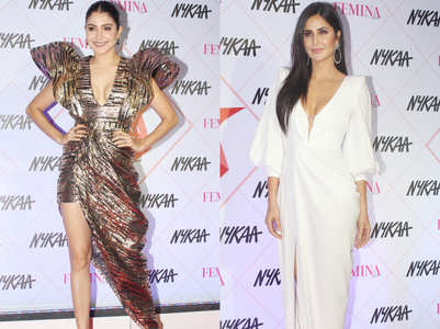 Who wore what at Nykaa Femina Beauty Awards 2020
