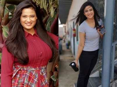 Shweta Tiwari shares her weight loss secret