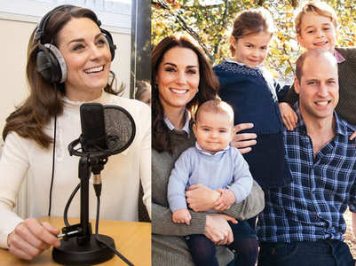 Kate Middleton on pregnancy and delivery