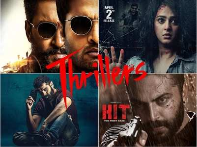 Telugu thrillers to look forward to!