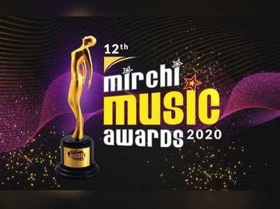 12th Mirchi Music Awards 2020: Winners list