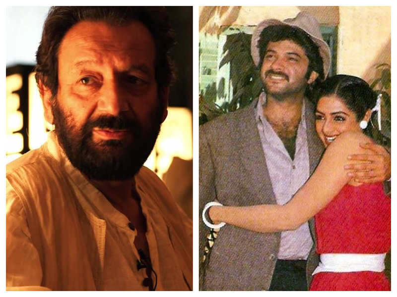 Shekhar Kapur says he is surprised 'Mr India' reboot is being made without his involvement