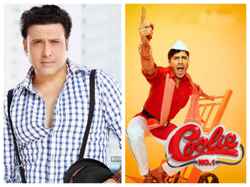 Watch: Govinda finally breaks his silence on 'Coolie No 1' remake starring Varun Dhawan and Sara Ali Khan