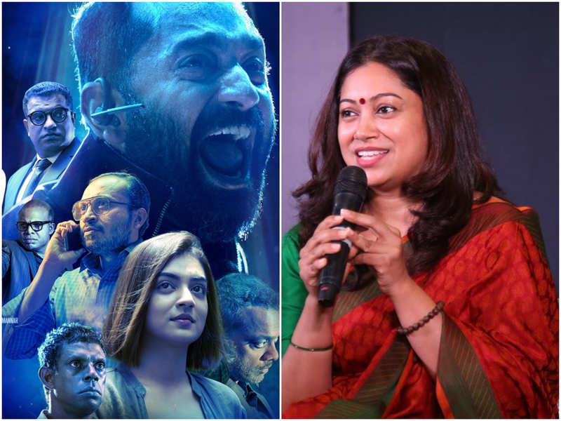 Anjali Menon is all excited for 'Trance'
