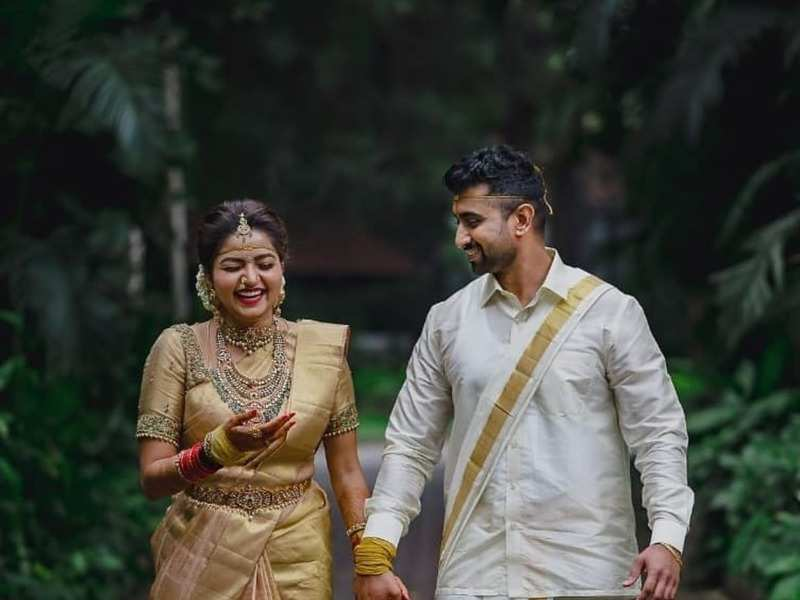 Watch - Nandini fame Nithya Raam is all smiles in this chirpy teaser of her wedding