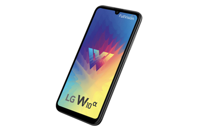 LG W10 Alpha smartphone with 3,450mAh battery and 5.7-inch HD+ display launched in India