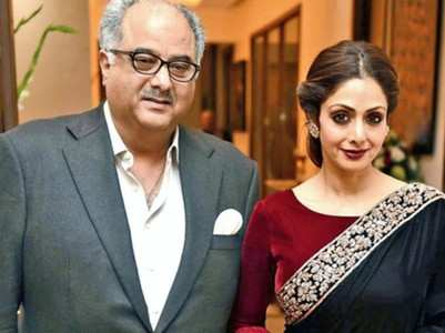 Video: Boney emotional on mention of Sridevi