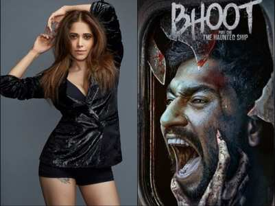 Nushrat is all praise for Vicky's 'Bhoot'