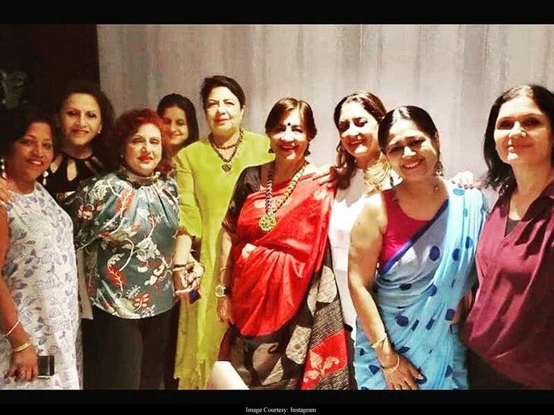 Priyanka Chopra's mother celebrates 40th wedding anniversary with her friends, Siddharth Chopra pens a heartfelt note remembering his dad