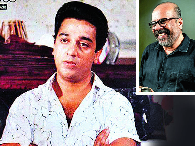 'A man in the bar told our hero that he looked like Kamal Haasan and should try acting'