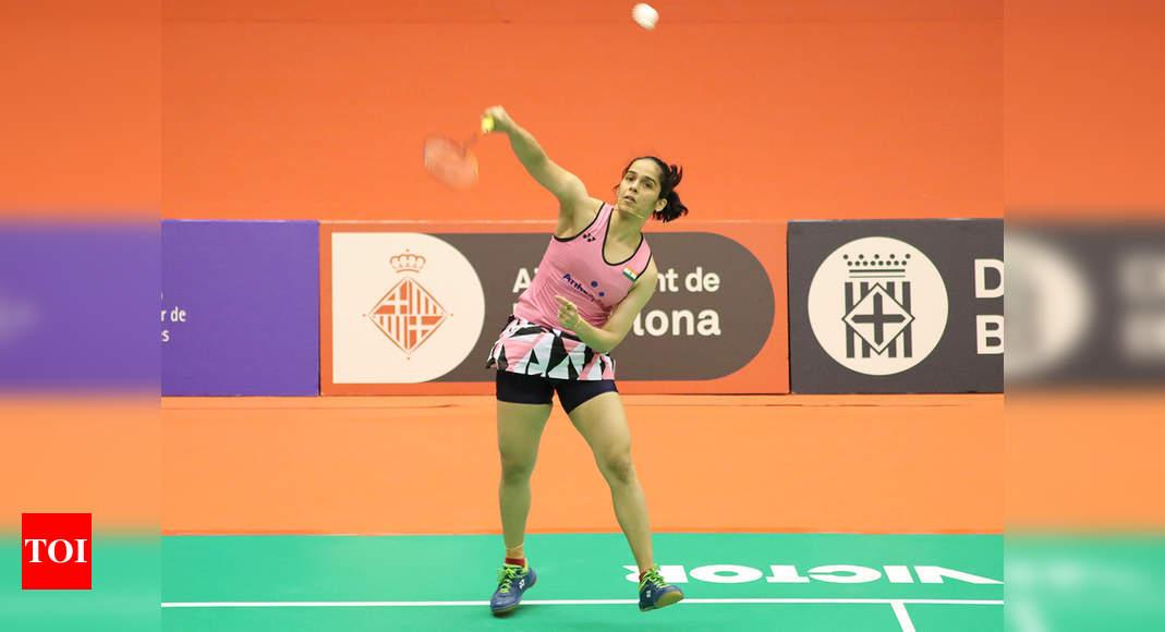 Barcelona Spain Masters: Saina, Sameer enter quarterfinals; Srikanth loses thumbnail
