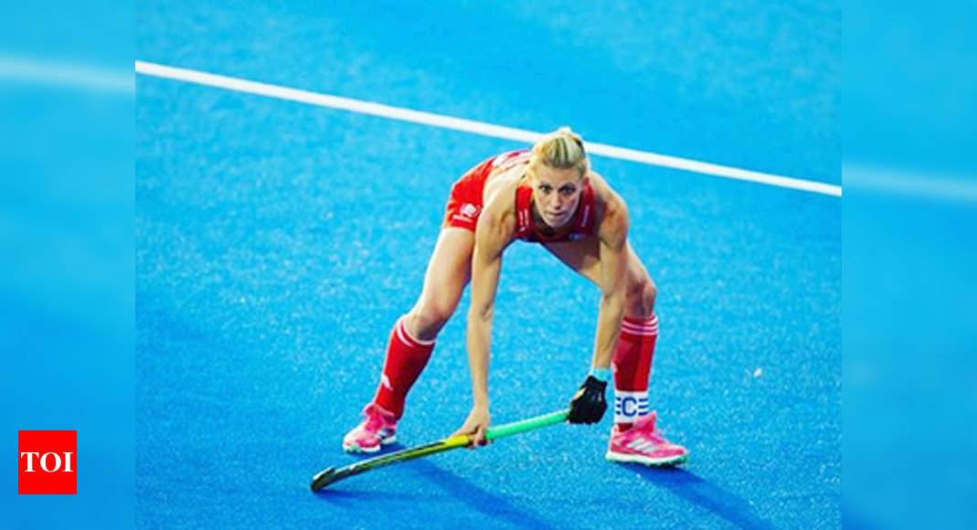 Freak injury forces Olympic champ Danson-Bennett to quit hockey