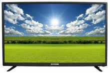 IVISION Full HD 55 Inches 4K LED TV (Black)
