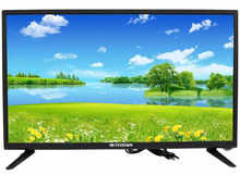 IVISION Full HD 40 Inches Normal LED TV (Black)