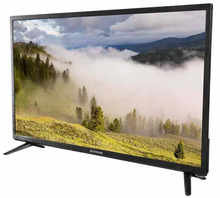 IVISION Full HD 32 Inches Normal LED TV (Black)