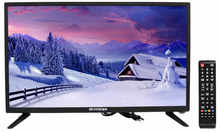IVISION Full HD 24 Inches LED TV (Black)