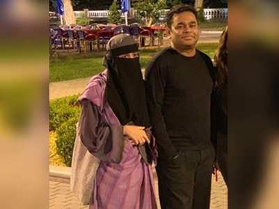 Rahman on daughter Khatija's burqa controversy