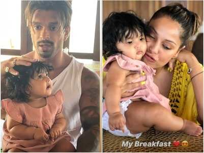 Karan-Bipasha love Vivan's daughter; watch
