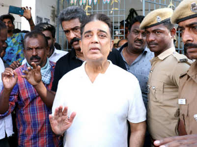 Kamal: Shankar and I escaped by a whisker