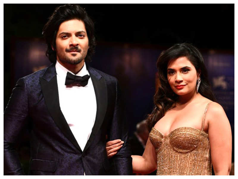 Richa Chadha to tie the knot with boyfriend Ali Fazal on April 15?