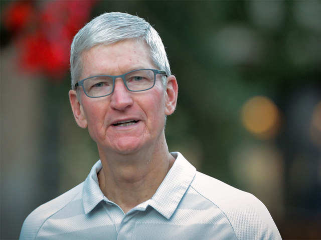 Apple CEO Tim Cook has a stalker named Rakesh Sharma